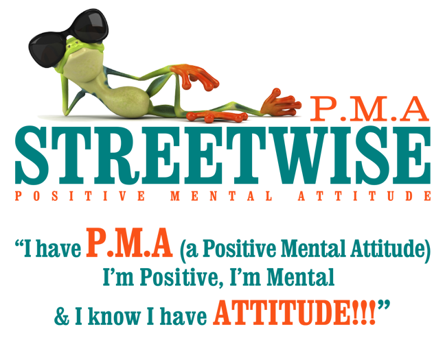 Streetwise PMA – Mike Russon Logo
